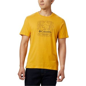 Bluff Mesa Graphic Yellow 4XLT