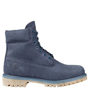 Premium Boot 6in Blue (M) MEDIUM-(W) WIDE 14