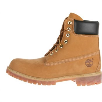 Premium Boot 6in Wheat (M) MEDIUM 14