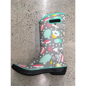Rainboot Clouds (M) MEDIUM 12