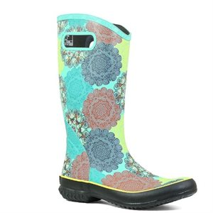 Rainboot Mandal Mint Multi