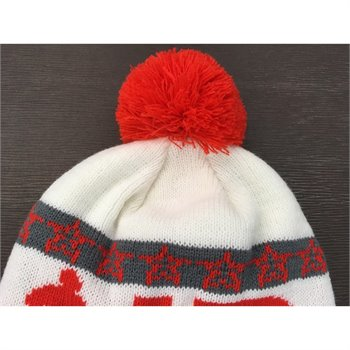Tuque All-stars White/Red 2XL-X-LARGE