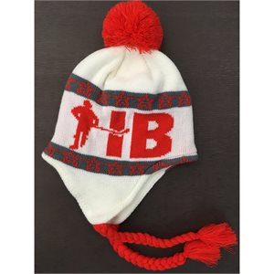 Tuque All-stars White/Red PETIT-6XL