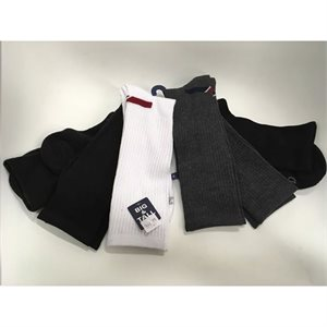 Izod Black Grey White Long 13-16