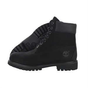 Premium Boot 6in Black (M) MÉDIUM