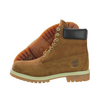 Premium Boot 6in Rust